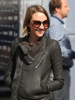 Patricia Papen, Wife of Nick Heidfeld