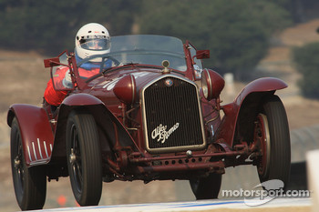 Tom Price, 1932 Alfa Romeo 8C-2300MM