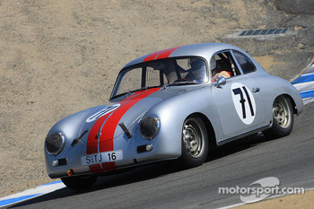 Gerry Layer,  1957 Porsche 356A