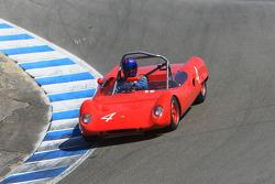 Skip Quain, 1962 Lotus 23B