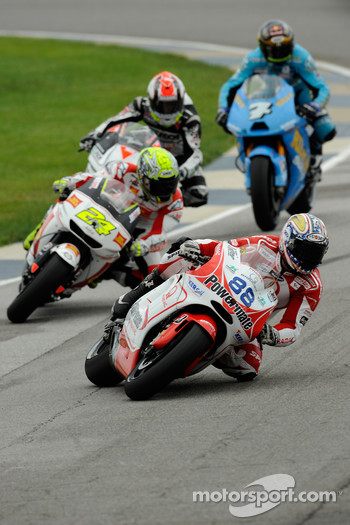 Niccolo Canepa, Pramac Racing