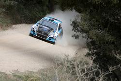Bernardo Sousa and Jorge Carvalho, Fiat Abarth Grande Punto S2000