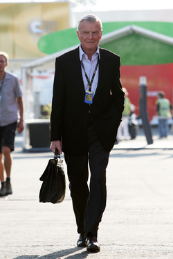Ex-FIA President Max Mosley
