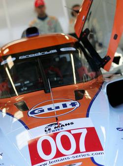 #007 Aston Martin Racing Lola Aston Martin detail