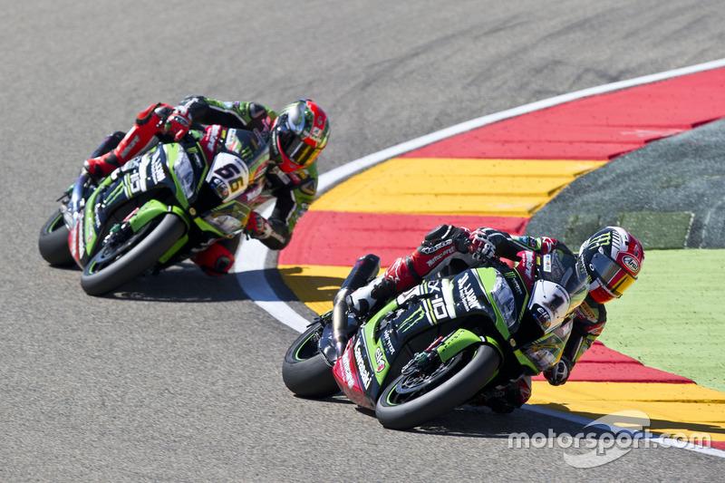 Aragon 1: Platz 2 hinter Davies. 5/5 Podeste