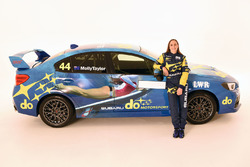 Australian Rally Championship: Molly Taylor Subaru unveil