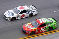 NASCAR Sprint Cup Foto - Kyle Busch, Joe Gibbs Racing Toyota