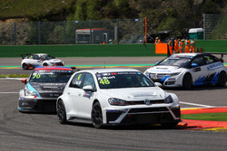 Антті Бурі, Leopard Racing, Volkswagen Golf GTI TCR