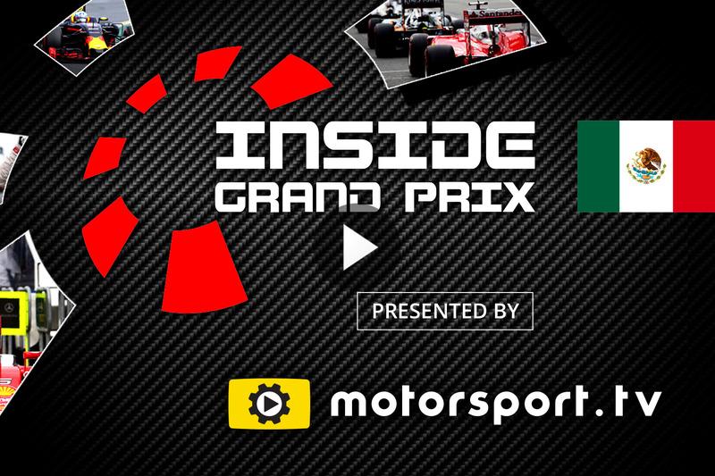 F1 Inside GP - México Parte 1