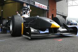 #23 Carlos Antunes Tavares, Clementeam Racing, Dallara Nissan 3.4 V6