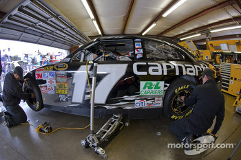The Carhartt Ford gets some final adjustments