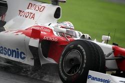 Jarno Trulli, Toyota Racing,