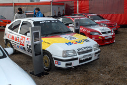 Vauxhall's Championship Winning Cars