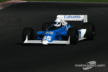 #65 Alain DeBlandre, Team Ryschka, CART Lola Cosworth 2.8 V8 Turbo
