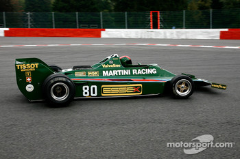 #80 Sidney Hoole Lotus 80, 1979