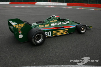 #80 Sidney Hoole Lotus 80