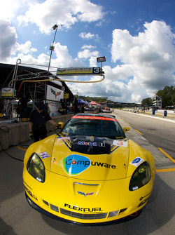 #3 Corvette Racing Chevrolet Corvette C6.R: Johnny O'Connell, Jan Magnussen, Antonio Garcia