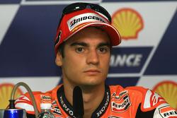 Post-race press conference: Dani Pedrosa, Repsol Honda Team