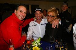 Prize giving party: Bert Longin