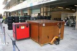 pit equipment