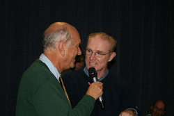 Derek Daly interviewed by Ian Titchmarsh