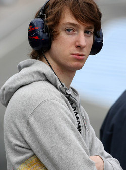 Mirko Bortolotti, Tests for Scuderia Toro Rosso