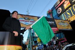 Top 12 victory lap parade: Mr. Las Vegas