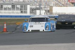 #01 Chip Ganassi Racing with Felix Sabates BMW Riley: Scott Pruett
