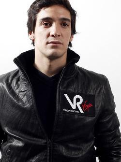 Alvaro Parente, test driver