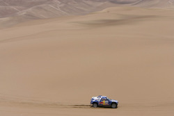 #303 Volkswagen: Carlos Sainz and Lucas Cruz Senra