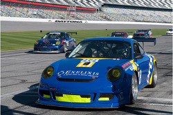 #88 Orbit Racing Porsche GT3: G. John Baker, Guy Cosmo, Johnny Mowlem, Lance Willsey