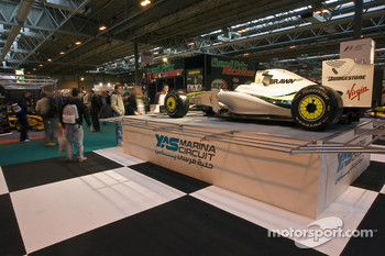 Brawn Gp display