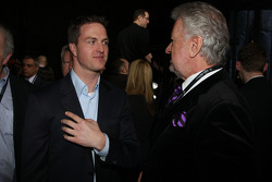 Ralf Schumacher and Willi Weber