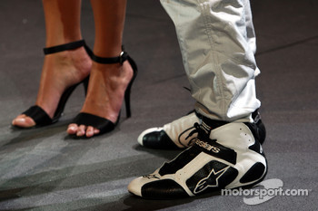 Shoes of Michael Schumacher