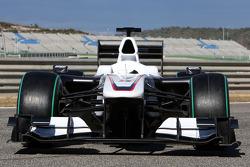 The new BMW Sauber C29