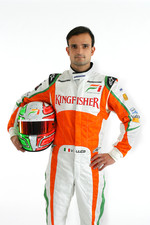 Vitantonio Liuzzi Force India F1