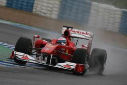 Fernando Alonso, Scuderia Ferrari, F10