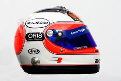 Rubens Barrichello, Williams F1 Team helmet