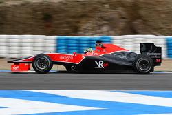 Lucas di Grassi, Virgin Racing VR-01