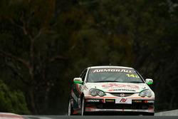 #14 Hankook Competition Australia / DBA, Honda Integra S: Carl Schembri, Scott Sullivan, Ed Singleton