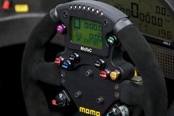 Oreca FLM09 steering wheel