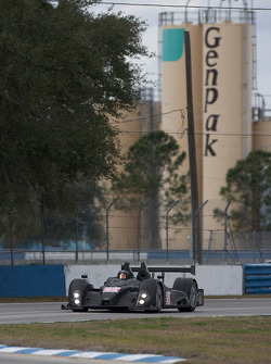 #55 Level 5 Motorsports Oreca FLM09: Scott Tucker, Christophe Bouchut