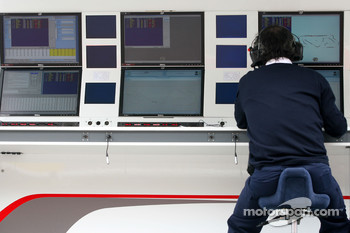 BMW Sauber F1 Team engineer