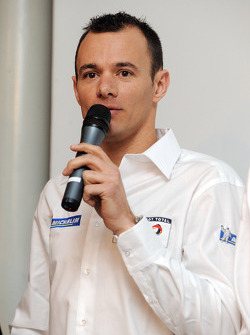 Promotion series presentation: Stéphane Sarrazin