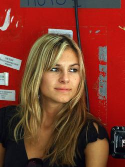 Casey Stoner's wife Adrianna