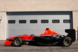The car of Manor motorsport