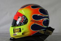 Stefano D'Aste, BMW 320si helmet