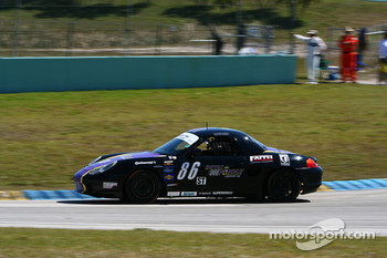 #86 Prey Racing Boxster: Chris Prey, Gene Sigal