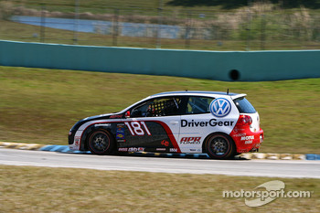 #181 APR Motorsport Volkswagen GTI: Josh Hurley, Kevin Stadtlander