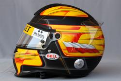 Helmet of Robert Kubica, Renault F1 Team